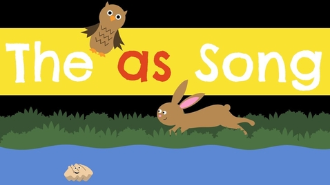 Thumbnail for entry The as Song