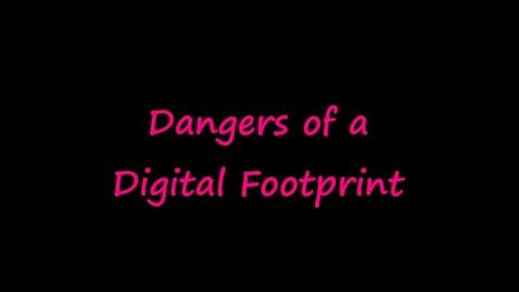 Thumbnail for entry Digital Footprint AP