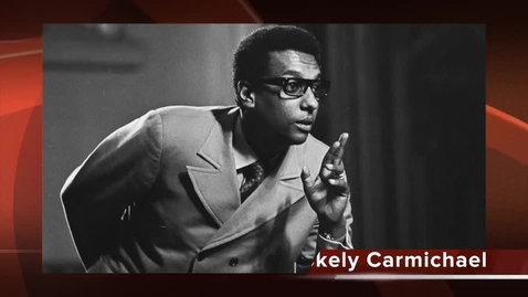 Thumbnail for entry Black History Fact, Stokely Carmichael