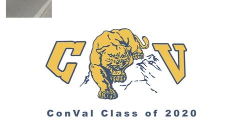 Thumbnail for entry 2020 ConVal Senior Tribute Video