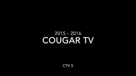 Thumbnail for entry Capital High School 2015-2016 Cougar TV Show 7