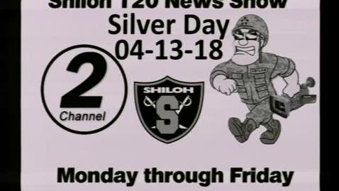 Thumbnail for entry 04-13-18 Shiloh High School News 1