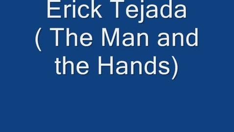 Thumbnail for entry Erick Tejada