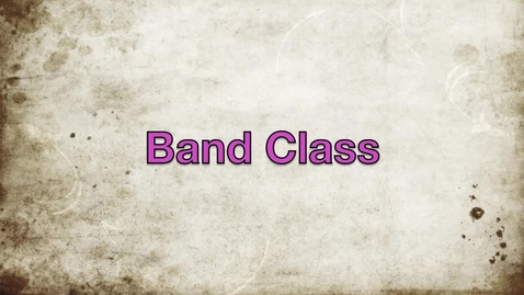 Thumbnail for entry The Awesome Band Movie