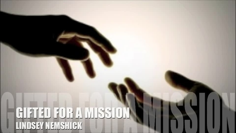 Thumbnail for entry gifted for a mission