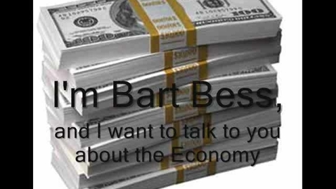 Thumbnail for entry Economy Bart B