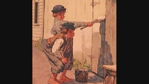 Thumbnail for entry Tom Sawyer Book Review