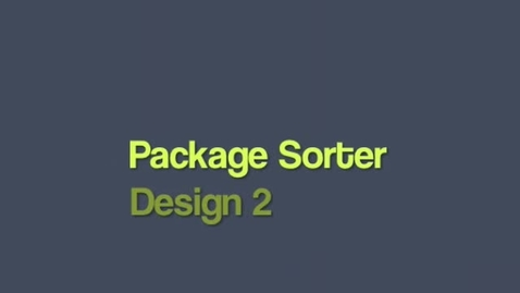 Thumbnail for entry Box Sorter Design 2