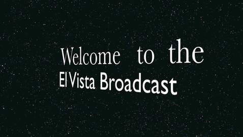 Thumbnail for entry El Vista Broadcast 3-26-12