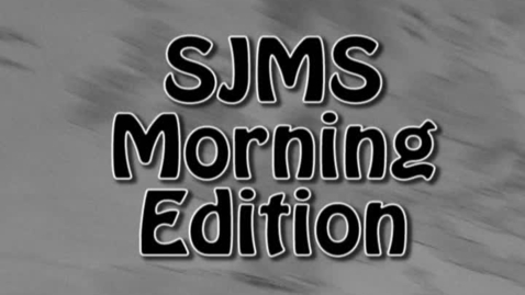 Thumbnail for entry SJMS Christmas Edition #1