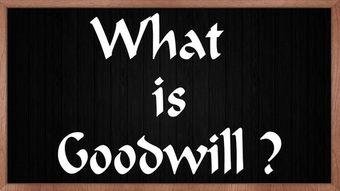 Thumbnail for entry What is Goodwill ? | Need & Importance of Goodwill | LetsTute Accountancy