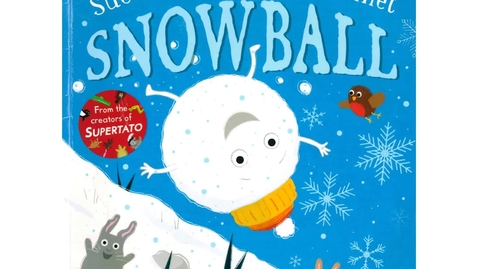 Thumbnail for entry Snowball by Sue Hendra and Paul Linnet
