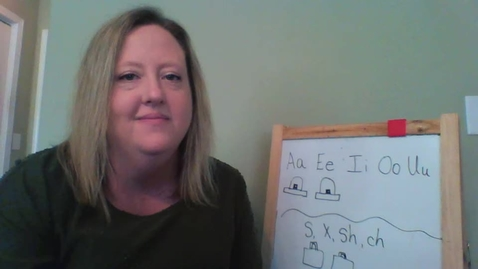 Thumbnail for entry Thursday Reading Lesson by Mrs. Darnell