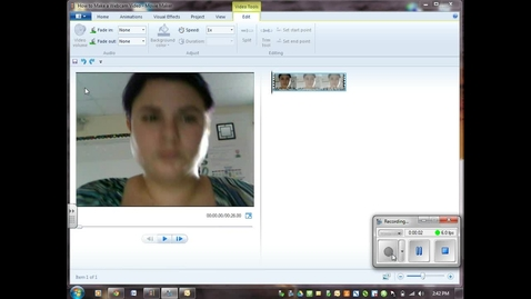 Thumbnail for entry How to Cut and Edit Webcam Videos in Movie Maker