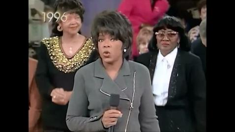 Thumbnail for entry The Little Rock Nine on Oprah 1996