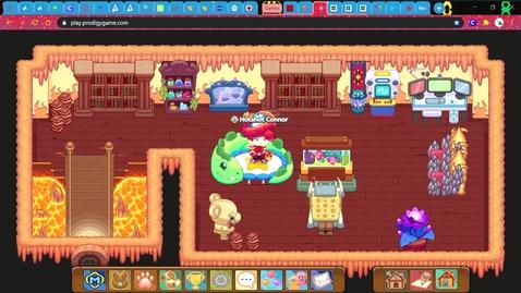 Thumbnail for entry Play Prodigy - Google Chrome 2021-02-22 11-24-17