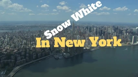 Thumbnail for entry Snow White in New York
