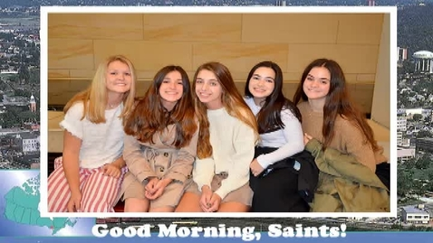 Thumbnail for entry Saints @ 8, May 10, 2018