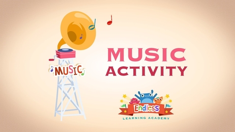 Thumbnail for entry Endless Music Activity