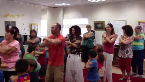 Thumbnail for entry Preschool Jam in Israel