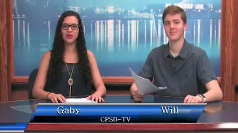Thumbnail for entry CPSB-TV 10-1-16