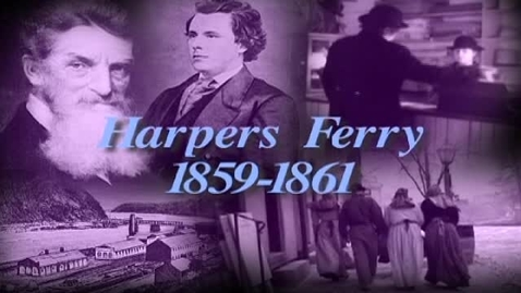 Thumbnail for entry Harpers Ferry, WV, 1859-1861 | Harpers Ferry (1861/2011)