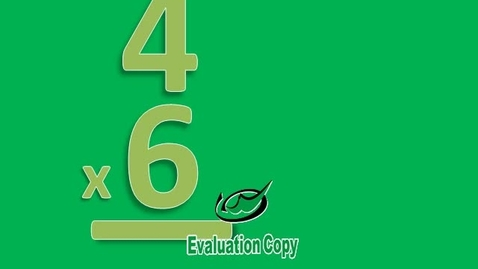 Thumbnail for entry Online Flashcards! Multiply by 6s - version 1