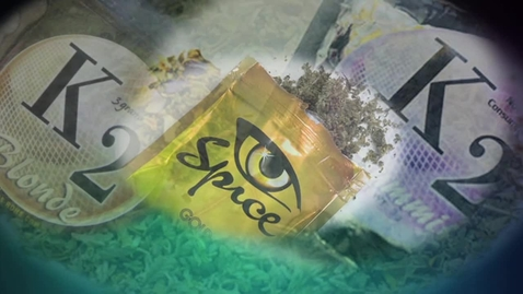 Thumbnail for entry High on Spice:  The Dangers of Synthetic Marijuana