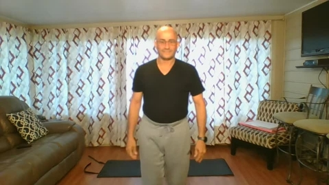 Thumbnail for entry Yoga for All Video Recording - Tue Mar 31 2020 14:23:25 GMT-0400 (Eastern Daylight Time)