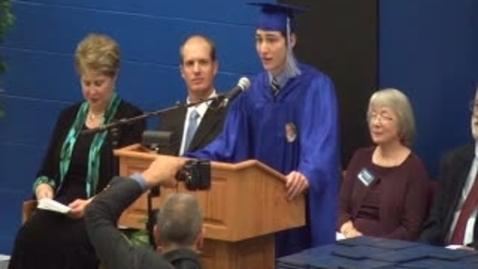Thumbnail for entry Ladue High School Graduation Ceremony 2012 - Address