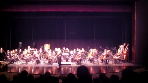 Thumbnail for entry EHS Chamber/Concert Orchestra November 2013