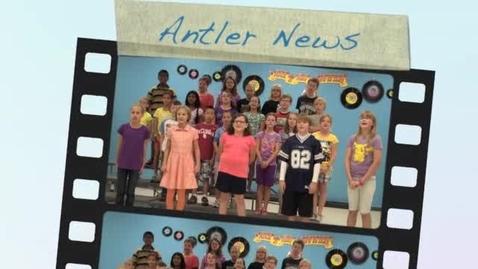 Thumbnail for entry Antler News 1