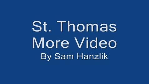 Thumbnail for entry Sam Hanzlik