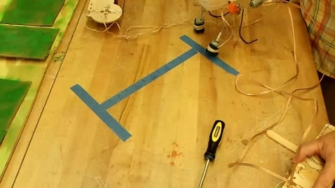 Thumbnail for entry Walking robot IEEE demo