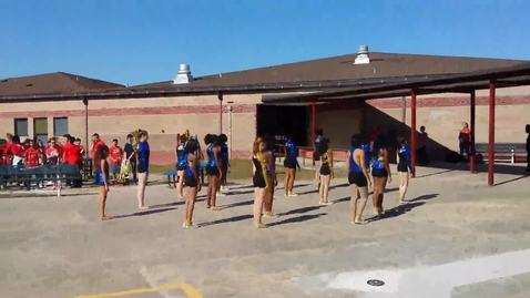 Thumbnail for entry EDGE pep rally performance of Stomp N Grind 10-26-16