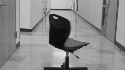 Thumbnail for entry The Dangers of Rolling Chairs PSA