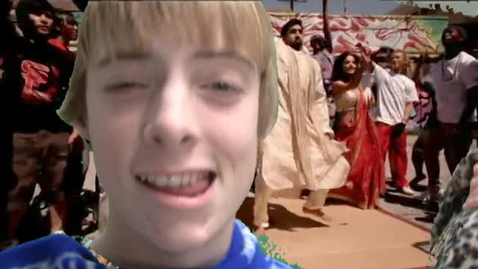 Thumbnail for entry Snuggie Music Video