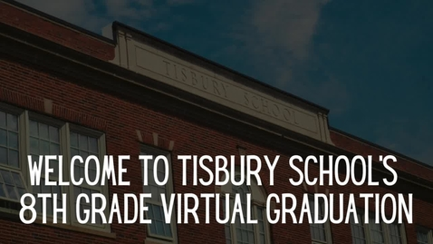 Thumbnail for entry Class of 2020 Graduation