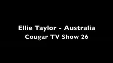 Thumbnail for entry Capital High Cougar TV Show 26, Charleston WV