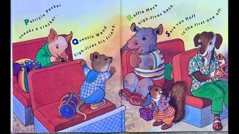 Thumbnail for entry Miss Bindergarten Gets Ready for Kindergarten Read Aloud