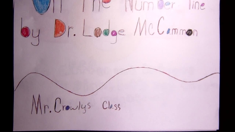 Thumbnail for entry On The Numberline, Group 3, Baldwin ES