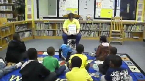 Thumbnail for entry Hopkins Elementary Booktalk