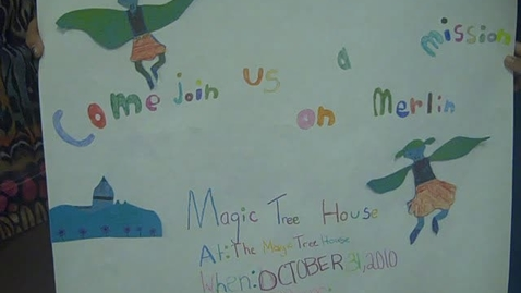 Thumbnail for entry Magic Tree House 2