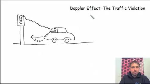 Thumbnail for entry Wavelength Doppler Problem