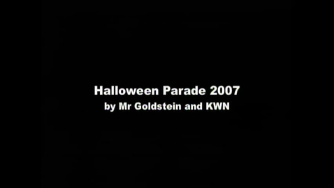 Thumbnail for entry (2007) PS/IS41's Halloween Parade