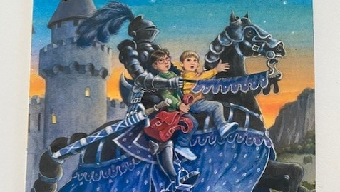 Thumbnail for entry Read Aloud: Magic Tree House Book 2: Ch. 2-3