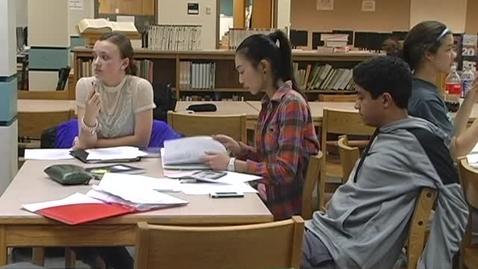 Thumbnail for entry Mock Trial - Franklin Regional High School