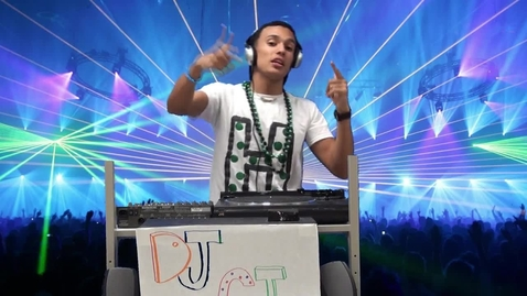 Thumbnail for entry DJ CJ:  Weekend Agenda
