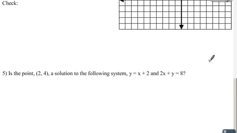 Thumbnail for entry Systems of Linear Equations - #5