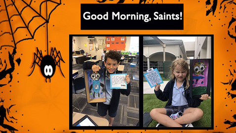 Thumbnail for entry Saints @ 8 - October 9, 2020